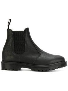 ботинки по щиколотку Dr. Martens