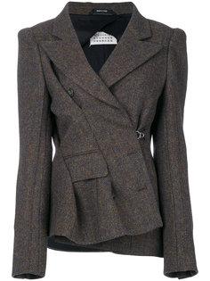 твидовый пиджак  Maison Margiela