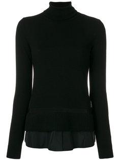 свитер с высоким горлом Moncler