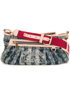 сумка на плечо Porte Epaule Raye MM Louis Vuitton Vintage