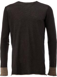 свитер с круглым вырезом Ziggy Chen