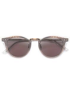 солнцезащитные очки Intrecciato Bottega Veneta Eyewear