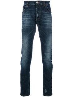 прямые джинсы Philipp Plein