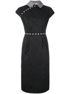 платье Marnie Moiré Olympia Le-Tan