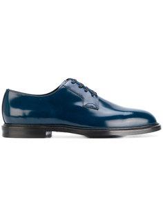 ботинки-дерби на шнуровке Dolce & Gabbana