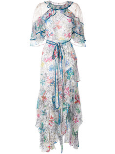printed dress Peter Pilotto