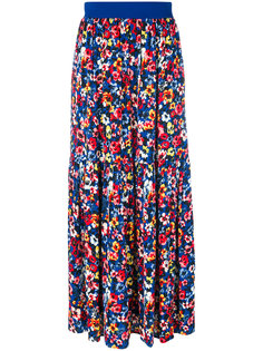 floral long skirt Love Moschino