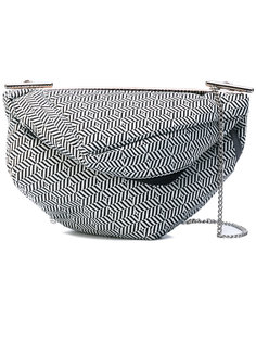плетеная сумка Aude Côte&Ciel Côte&Ciel