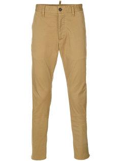 узкие брюки Dsquared2