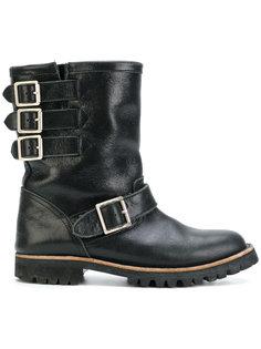 байкерские ботинки  Comme Des Garçons Vintage