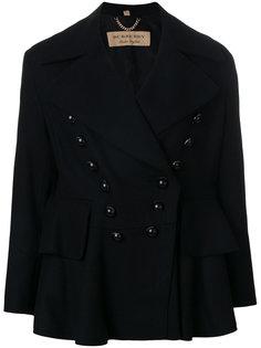 двубортный пиджак Burberry