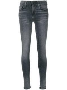 джинсы скинни The Highwaist Current/Elliott