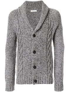 cable knit cardigan Etro