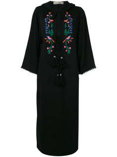 платье-туника с капюшоном  Veronique Branquinho