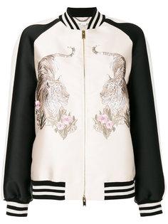 куртка Lorinda с вышитыми тиграми Stella McCartney