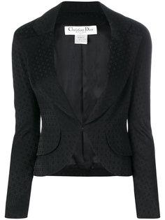 пиджак с двумя карманами  Christian Dior Vintage