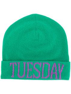 шапка Tuesday Alberta Ferretti