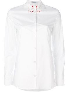 блузка с воротником в виде рук Freetown Vivetta