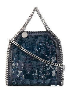 сумка-тоут с пайетками Falabella Stella McCartney