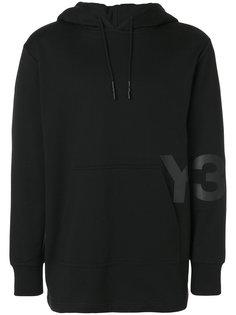 branded hoodie Y-3