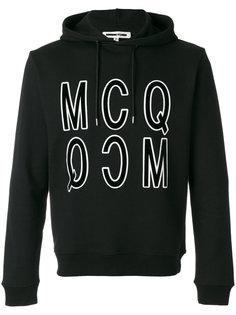 толстовка с принтом MCQ  McQ Alexander McQueen