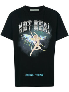 футболка Not Real Off-White