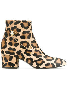 animal print boots Coliac