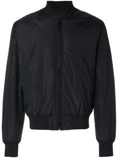 куртка-бомбер с вышивкой логотипа Love Moschino
