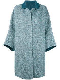 пальто с рукавами три четверти Loro Piana