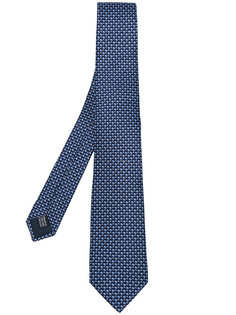 галстук с вышивкой Lanvin