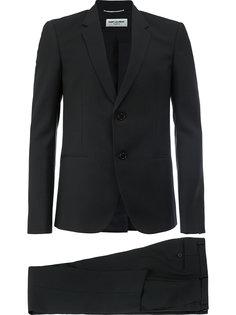 классический костюм-двойка Saint Laurent