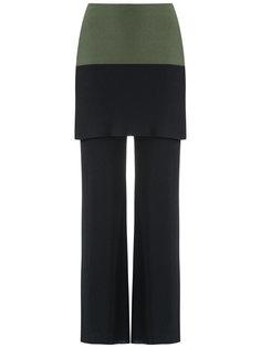 knitted trousers Osklen