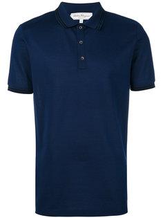 футболка-поло с короткими рукавами  Salvatore Ferragamo