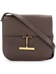 сумка на плечо с откидным клапаном Tom Ford
