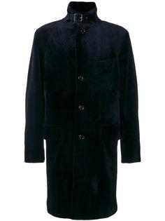 однобортное пальто Liska