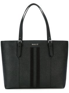 сумка через плечо с бляшкой с логотипом Bally