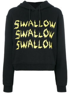 swallow hoodie sweatshirt McQ Alexander McQueen