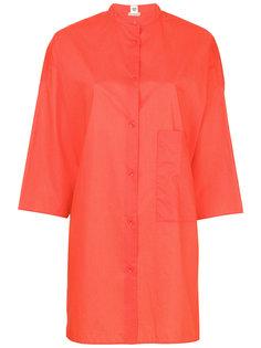 классическая длинная рубашка  Hermès Vintage