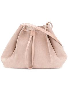 маленькая структурированная сумка-тоут Maison Margiela