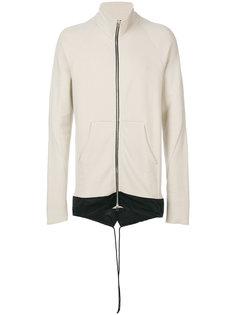куртка с контрастным подолом-парашютом Lost & Found Ria Dunn