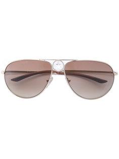солнцезащитные очки-авиаторы  Christian Dior Vintage