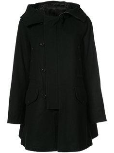 классическое пальто на пуговицах Ys Y`s
