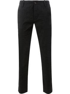 брюки строгого кроя Uma Wang