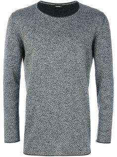 round neck sweatshirt Diesel