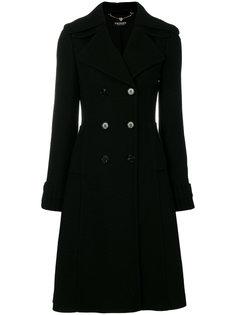 классическое двубортное пальто Twin-Set