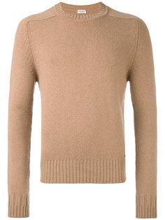 трикотажный свитер Saint Laurent