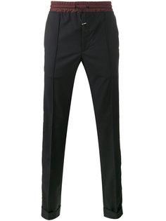спортивные брюки на шнурке Valentino