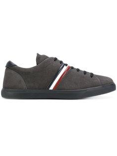 кроссовки с тремя полосками Moncler