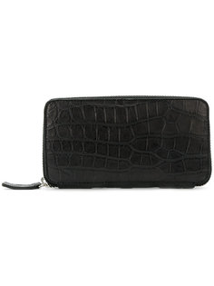 embossed wallet Isaac Sellam Experience