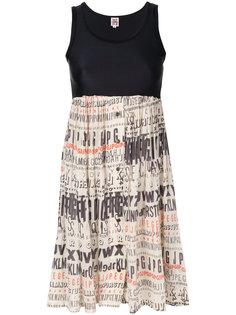 платье без рукавов  Jean Paul Gaultier Vintage
